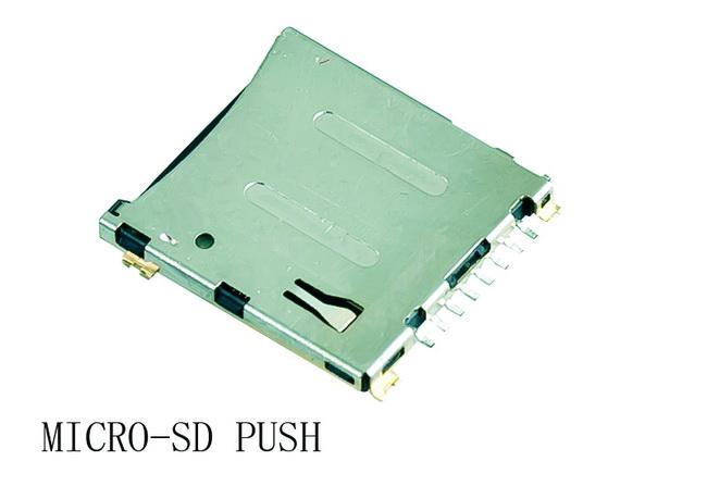 micro-sd push